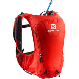 Salomon Skin Pro 10 Set Bag Set Fiery Red/Graphite